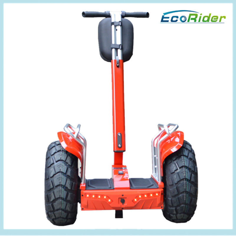 Ecorider Personal Electric Scooter Hover Board With Special Anti - Theft Lock