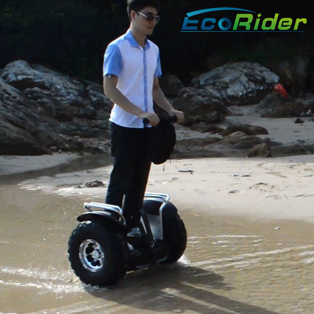 Segway Human Transporter Off Road Electric Scooter For Security Personnel Patrol