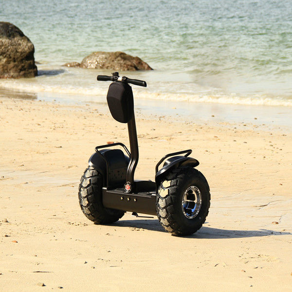 Off Road Electric Chariot Scooter Self Balancing Vehicle 19 Inch Wheel