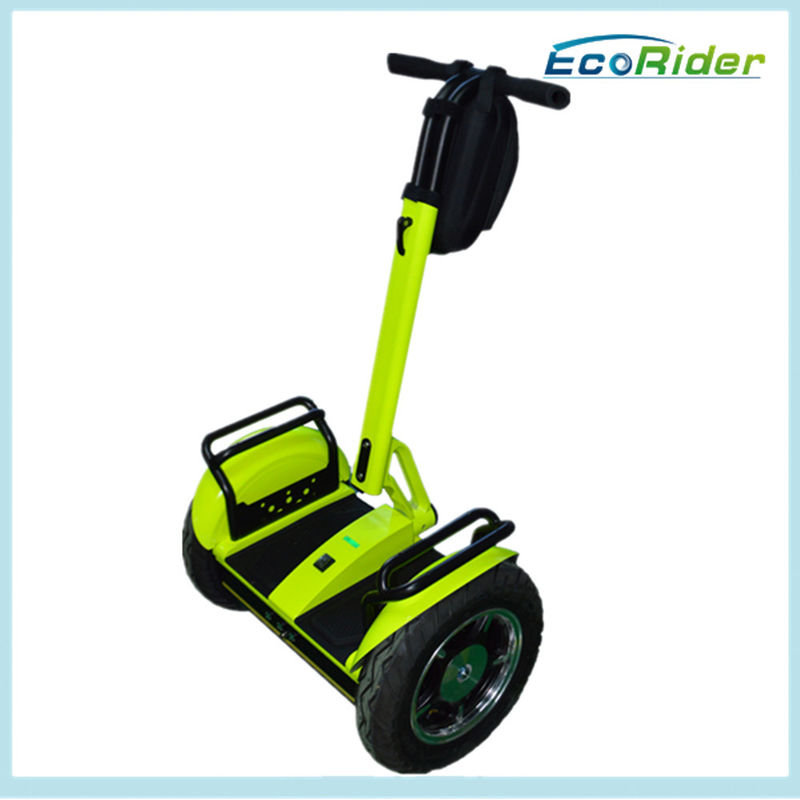 47Kg Lithium Battery Electric Scooter City Off Roading Segway Free Standing