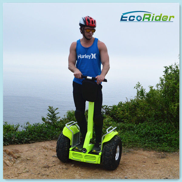 Two Wheel Off Road Segway Self Balancing Scooter CE ROHS FCC Approval