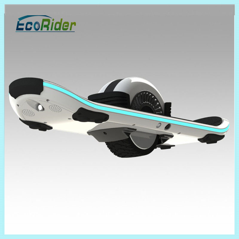 500W 36V One Wheel Self Balancing Skateboard City Road Using