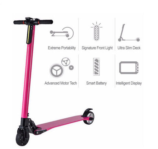 High Performance Foldable Electric Scooter Most Popular Folding Motor Scooter
