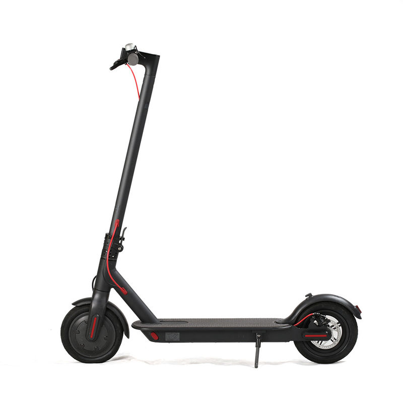 8.5 Inch 2 Wheel Electric Bike 350W 24V Low Voltage Protection 15 KG Weight