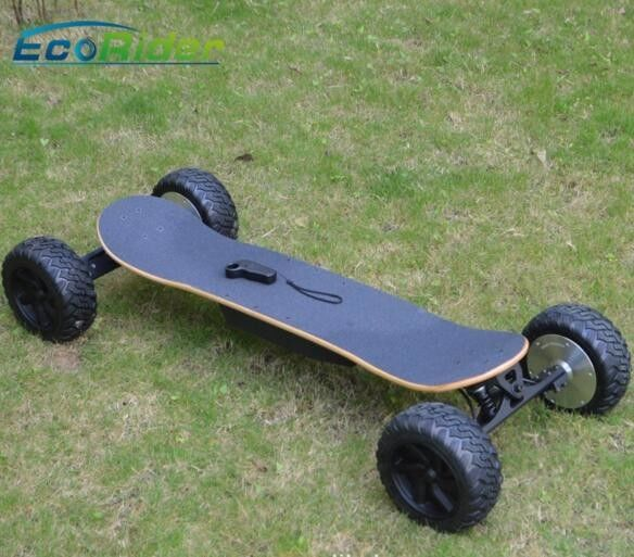 Off Road E7 4 Wheel Electric Powered Skateboard 2000W Brushless Motor